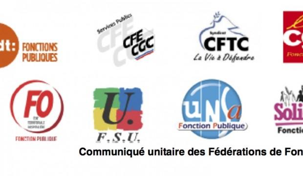 federation fonctionnaires