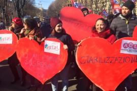 Comunicato Operatrici e Operatori Sociali Sial Cobas sullo sciopero della scuola del 14 febbraio 2020