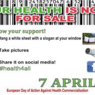 Mai come oggi è importante avere un SSN efficiente7 aprile 2020 Giornata Mondiale della Salute