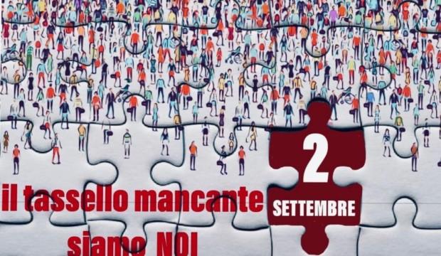 2 settembre 2020: manifestazione nazionale per la scuola
