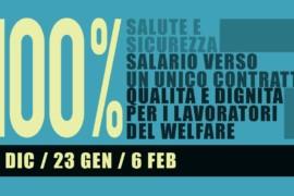 Sabato 6 febbraio: terza webconference della Rete IOS Intersindacale operatori\trici sociali