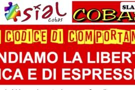 Comune di Milano: difendiamo la libertà di critica e di espressione!