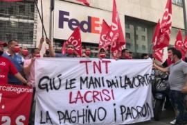 Comunicato contro le aggressioni squadriste ai lavoratori della Fedex/TNT in sciopero