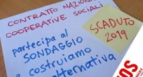 Rete IOS Intersindacale operatori\trici sociali: partecipa al sondaggio per costruire la piattaforma sul Contratto!
